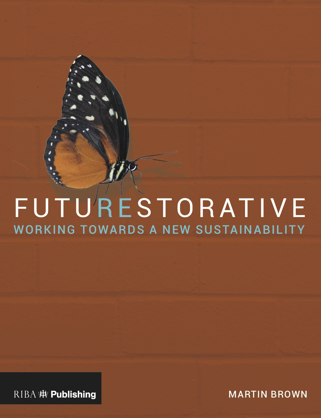 FutuREstorative  - Cover