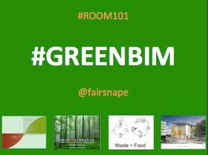 greenBIM 101